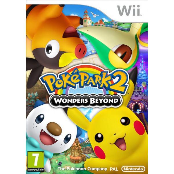 Nintendo Tv-Spel Pokepark 2 Wonders Beyond från Nintendo