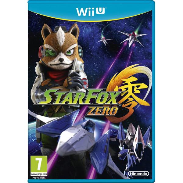 Nintendo Tv-Spel Star Fox Zero från Nintendo