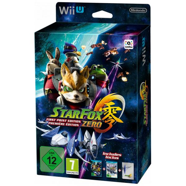 Nintendo Tv-Spel Star Fox Zero - First Print Edition från Nintendo