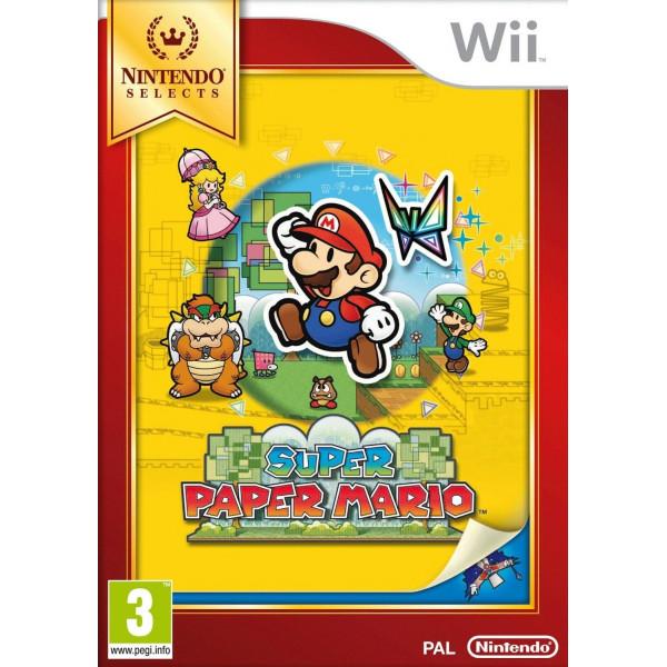Nintendo Tv-Spel Super Paper Mario Select från Nintendo