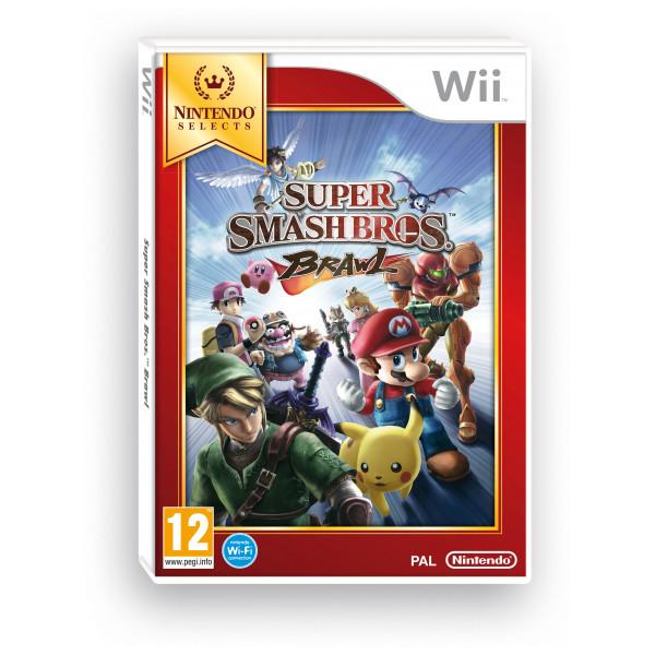 Nintendo Tv-Spel Super Smash Bros Brawl Selects från Nintendo