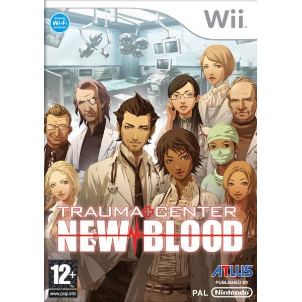 Nintendo Tv-Spel Trauma Center New Blood från Nintendo