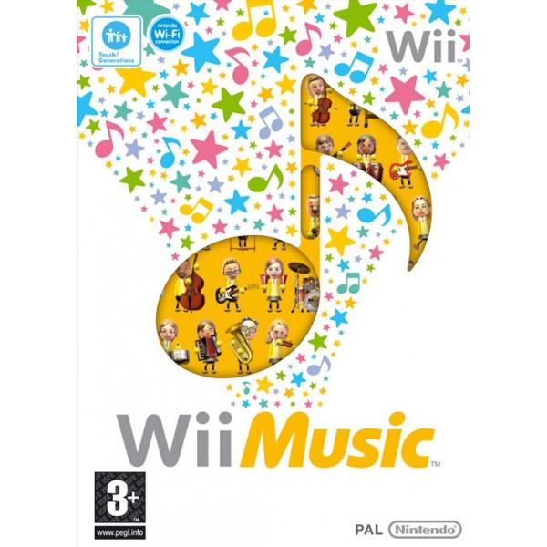 Nintendo Tv-Spel Wii Music For Balance Board från Nintendo