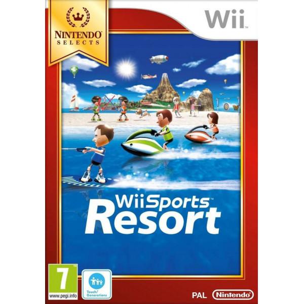 Nintendo Tv-Spel Wii Sport Resort Select från Nintendo