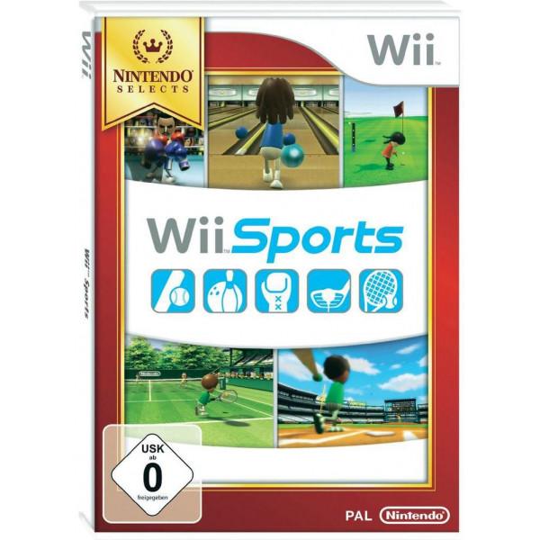 Nintendo Tv-Spel Wii Sports Selects från Nintendo