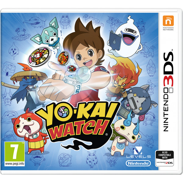 Nintendo Tv-Spel Yo-Kai Watch från Nintendo