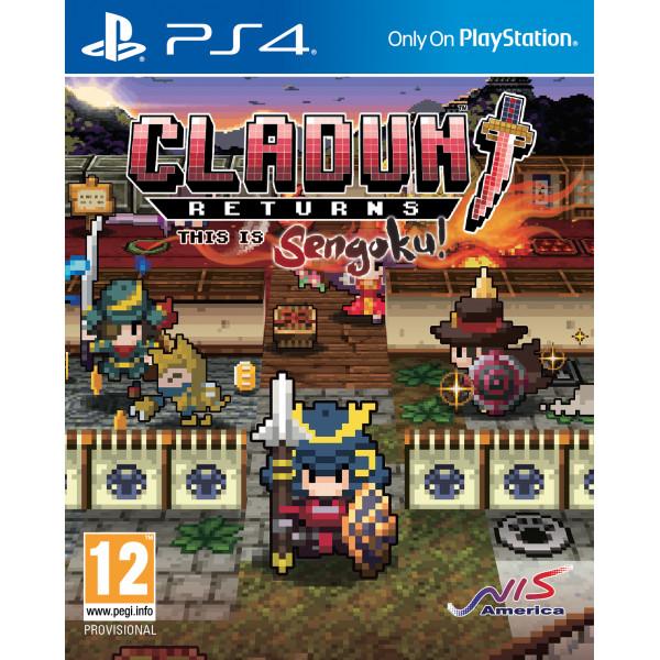 Nis America Tv-Spel Cladun Returns This Is Sengoku från Nis america