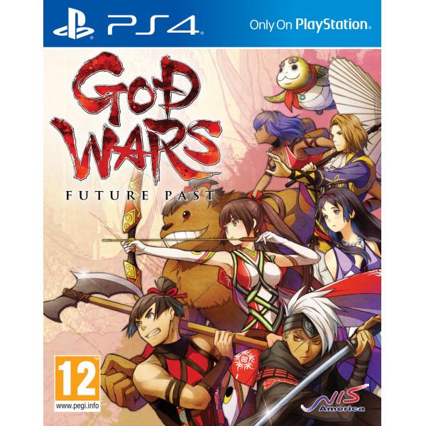 Nis America Tv-Spel God Wars Future Past från Nis america