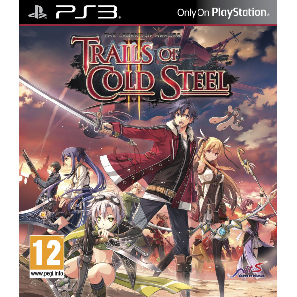 Nis America Tv-Spel The Legend Of Heroes Trails Of Cold Steel Ii 2 från Nis america