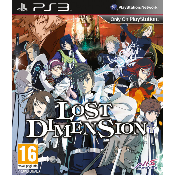 Nis Europe Tv-Spel Lost Dimension från Nis europe