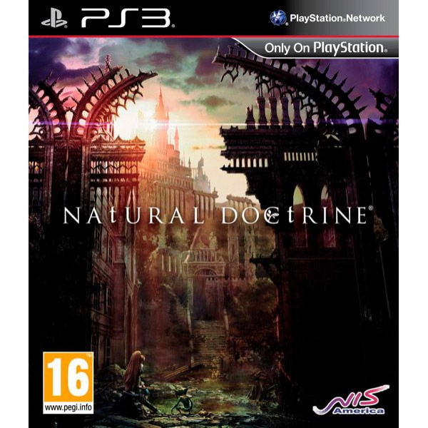 Nis Europe Tv-Spel Natural Doctrine från Nis europe