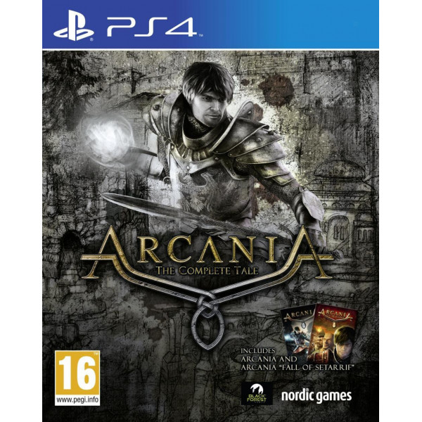 Nordic Games Tv-Spel Arcania The Complete Tale från Nordic games