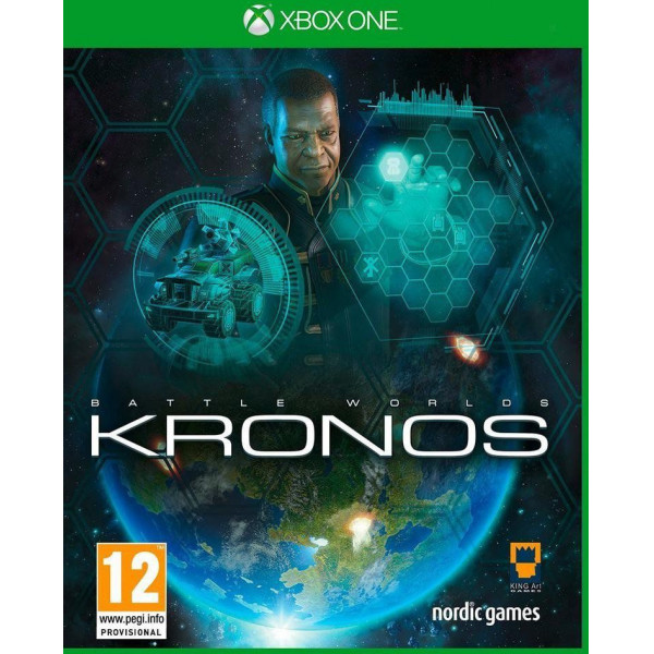 Nordic Games Tv-Spel Battle Worlds Kronos från Nordic games