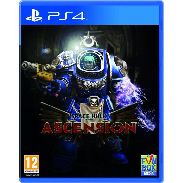 Nordic Games Tv-Spel Space Hulk Ascension från Nordic games