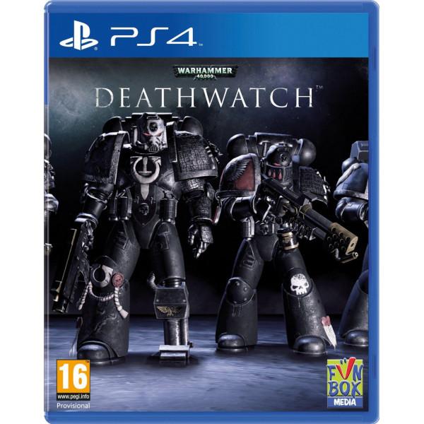 Nordic Games Tv-Spel Warhammer 40000 Deathwatch från Nordic games