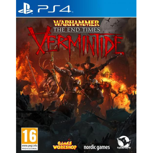Nordic Games Tv-Spel Warhammer End Times - Vermintid från Nordic games