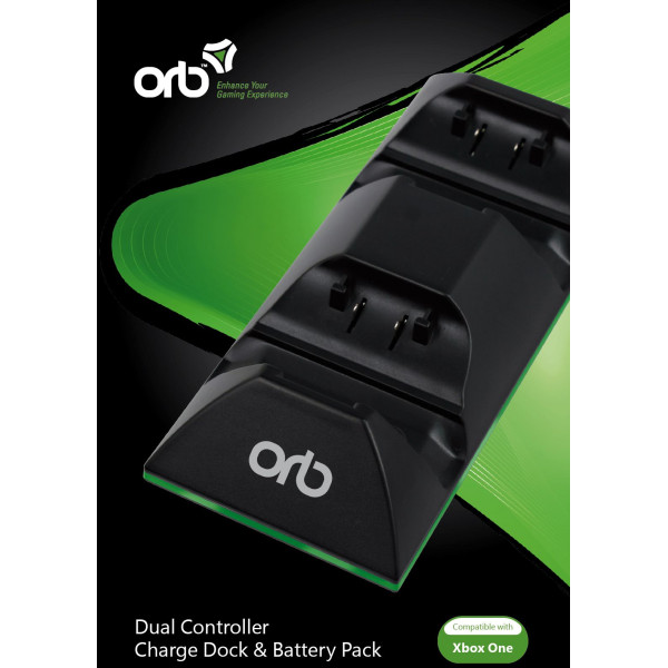 Orb Tv-Spel Dual Charge Dock xbox One från Orb