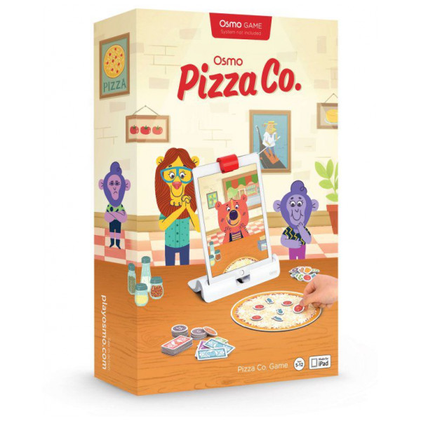 Osmo Sällskapsspel Pizza Co Game - Cooking Up Math & Money Skills från Osmo