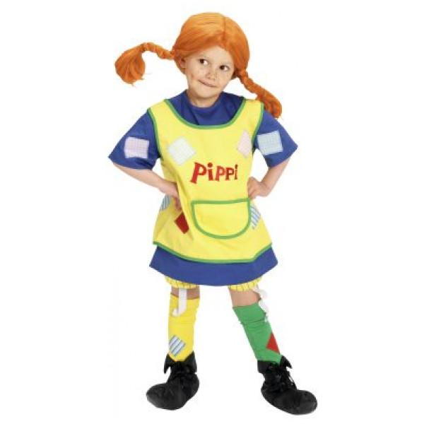 Pippi Maskerad Kläder 6 År från Pippi