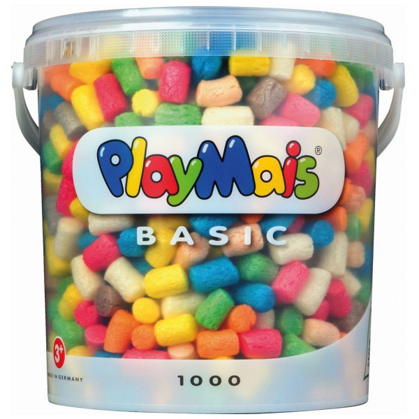 Playmais Lego Basic Bucket - 1000 Pc 160027 från Playmais