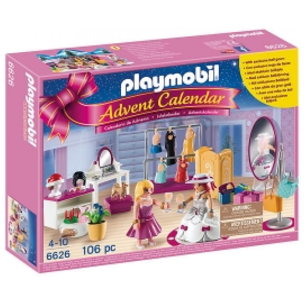 Playmobil Adventskalender Dress Up Party från Playmobil