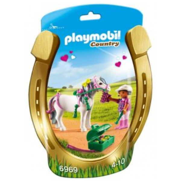 Playmobil Heart Pony från Playmobil