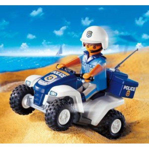 Playmobil Police On Quadbike från Playmobil