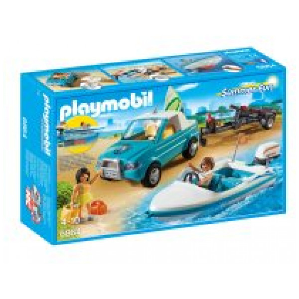 Playmobil Surfer Pickup från Playmobil