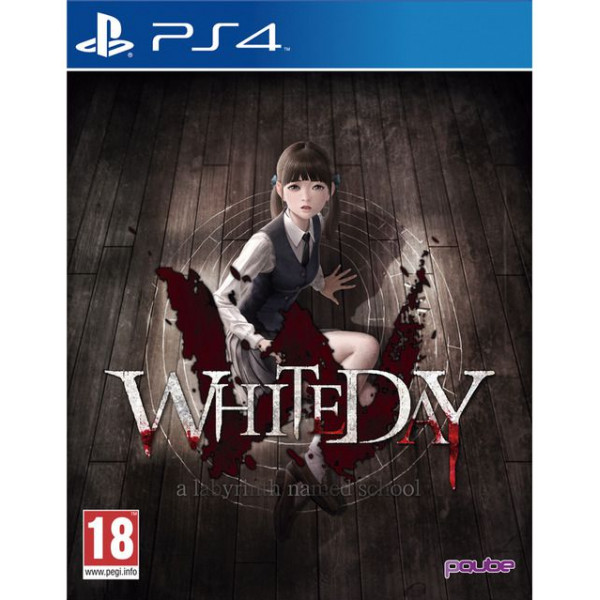 Pqube Tv-Spel White Day A Labyrinth Named School från Pqube