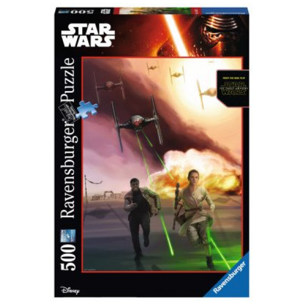 Ravensburger 0-Starwars The Darkside Of The Force - 500P från Ravensburger