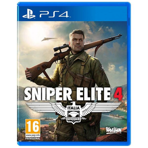 Rebellion Software Tv-Spel Sniper Elite 4 från Rebellion software