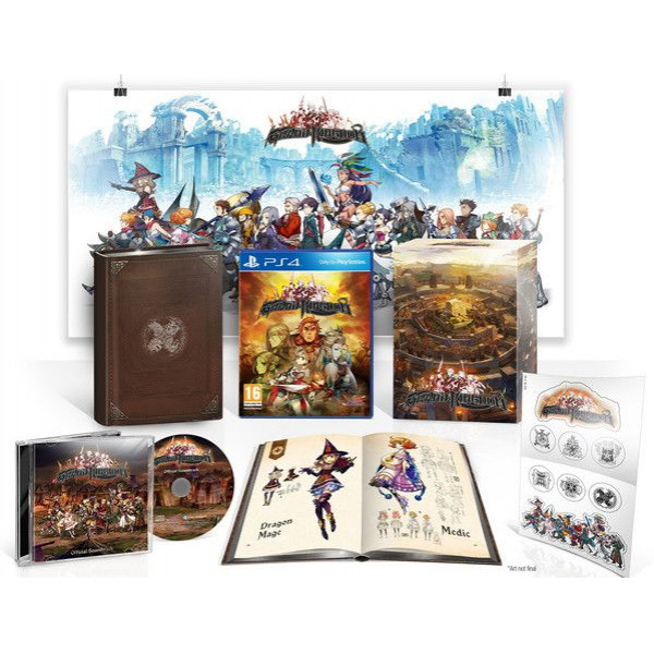 Reef Entertainment Tv-Spel Grand Kingdom - Limited Edition från Reef entertainment