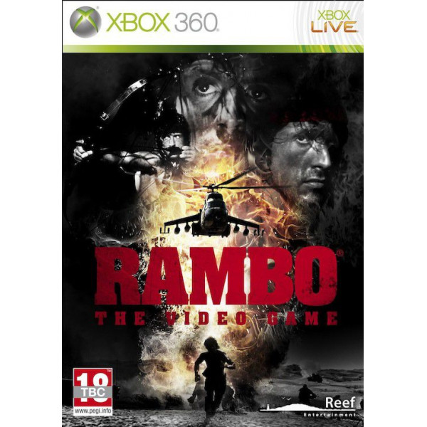 Reef Entertainment Tv-Spel Rambo The Video Game från Reef entertainment