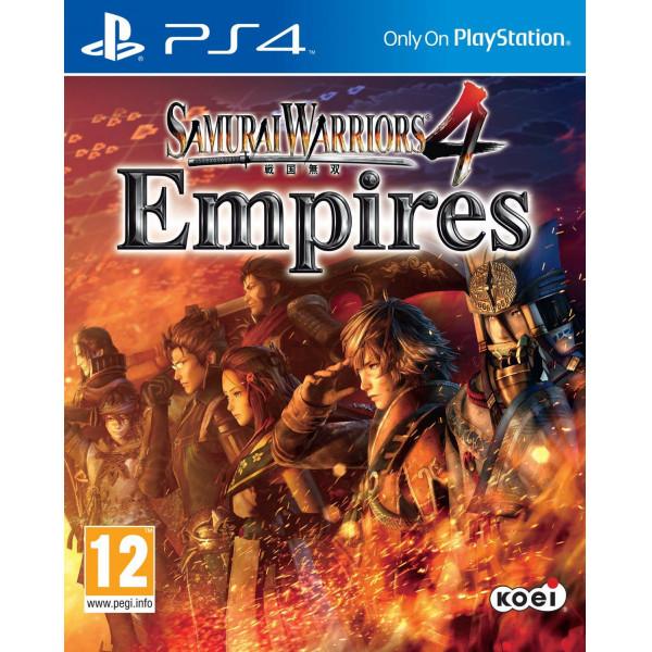 Reef Entertainment Tv-Spel Samurai Warriors 4 Empires från Reef entertainment