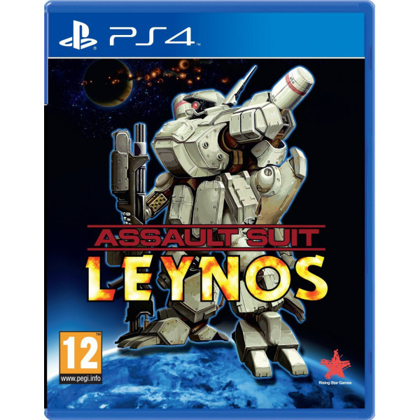 Rising Star Tv-Spel Assault Suit Leynos från Rising star