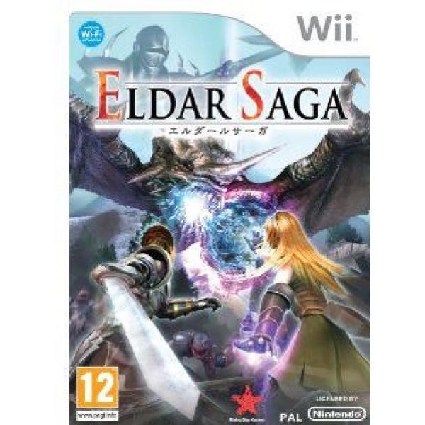 Rising Star Tv-Spel Eldar Saga Aka Valhalla Knights Eldar Saga från Rising star