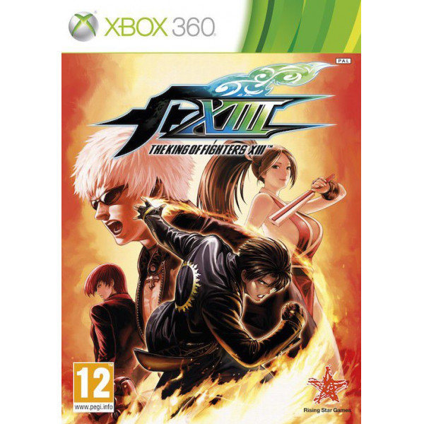 Rising Star Tv-Spel King Of Fighters Xiii 13 från Rising star