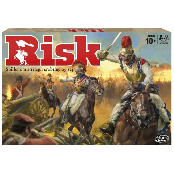 Risk Sällskapsspel Refresh från Risk