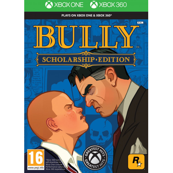 Rockstar Tv-Spel Bully Scholarship Edition från Rockstar