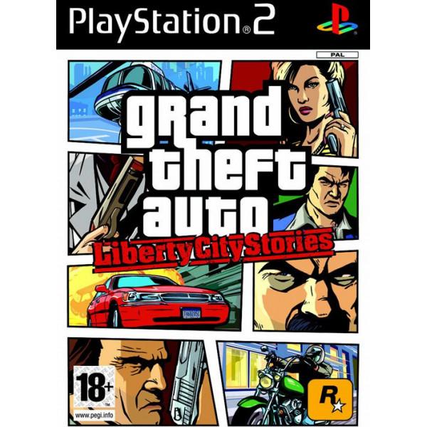 Rockstar Tv-Spel Grand Theft Auto Liberty City Stories Gta från Rockstar
