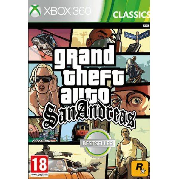 Rockstar Tv-Spel Grand Theft Auto San Andreas Gta Classics från Rockstar