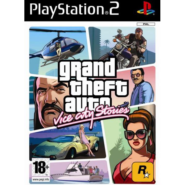 Rockstar Tv-Spel Grand Theft Auto Vice City Stories Gta från Rockstar