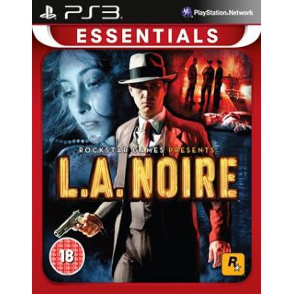 Rockstar Tv-Spel La Noire Essentials från Rockstar