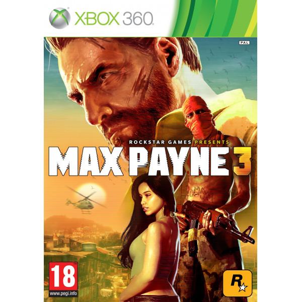 Rockstar Tv-Spel Max Payne 3 från Rockstar