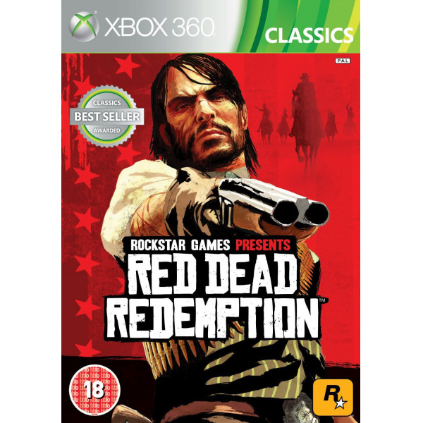 Rockstar Tv-Spel Red Dead Redemption Game Of The Year Classics från Rockstar