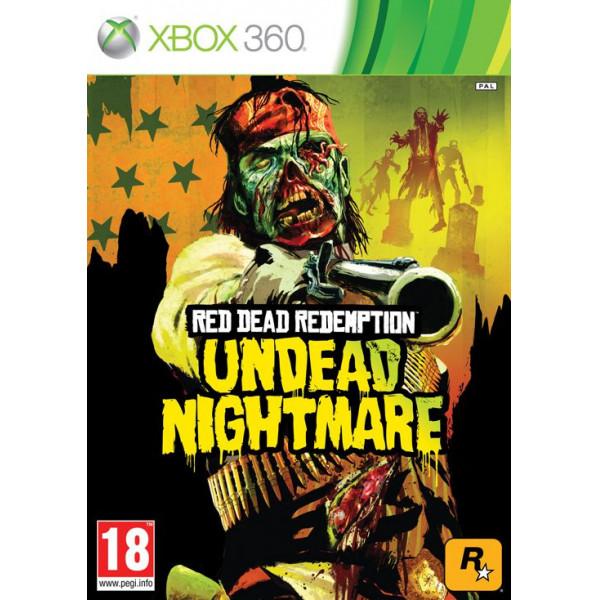 Rockstar Tv-Spel Red Dead Redemption Undead Nightmare från Rockstar