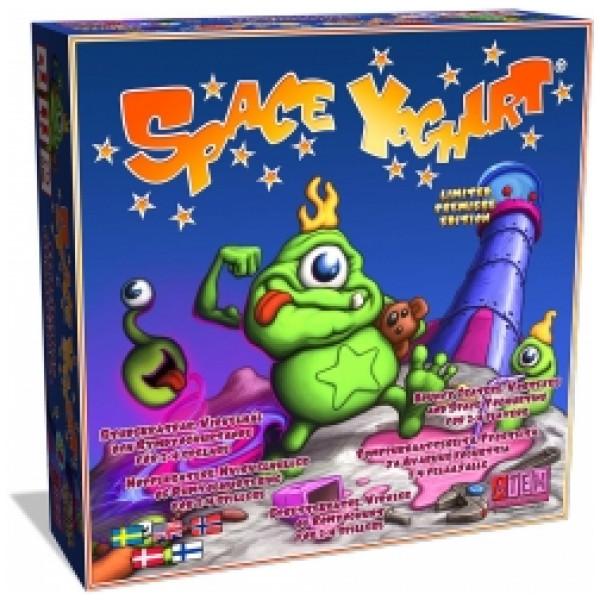 Sällskapsspel Space Yoghurt från Inget märke