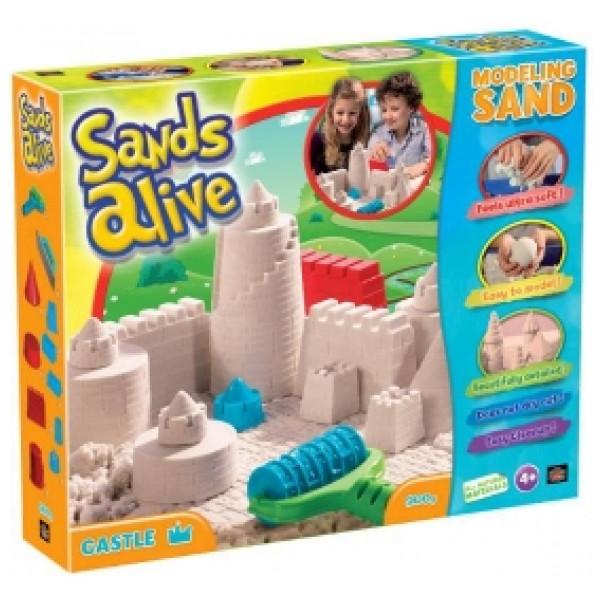 Sands Alive Castle Set från Inget märke