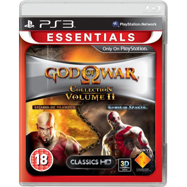 Scee Tv-Spel God Of War Collection Volume Ii 2 Origins Collection från Scee