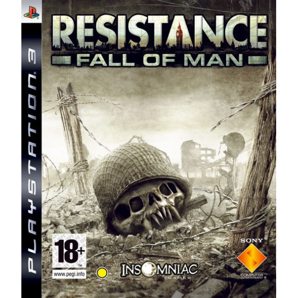 Scee Tv-Spel Resistance Fall Of Man från Scee